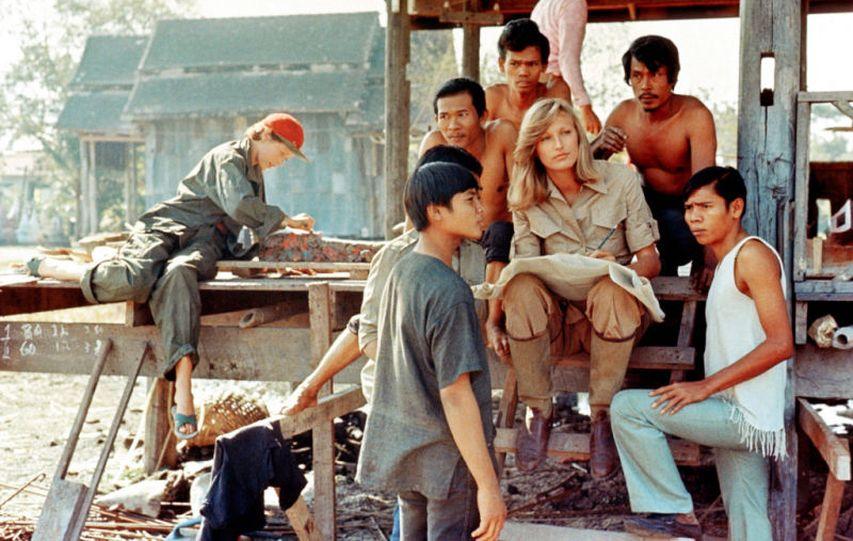 Кадр из фильма «Эммануэль»