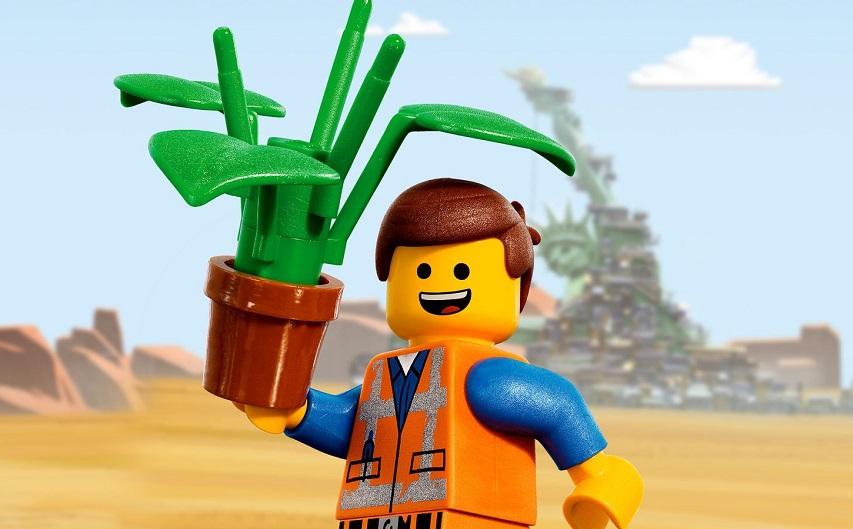 Кадр из мультфильма «Lego. Фильм 2»