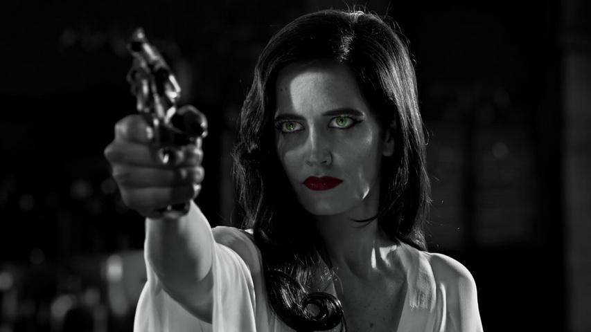 Кадры из фильма «Город грехов 2»