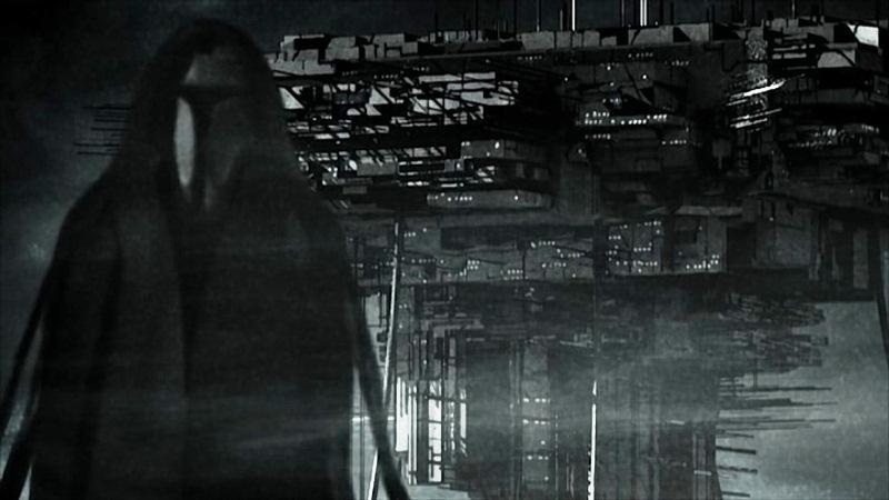 Кадр из аниме Exaella