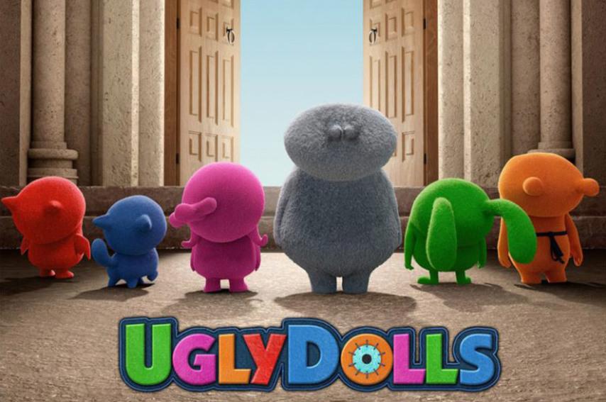 Кадр из фильма «Uglydolls»