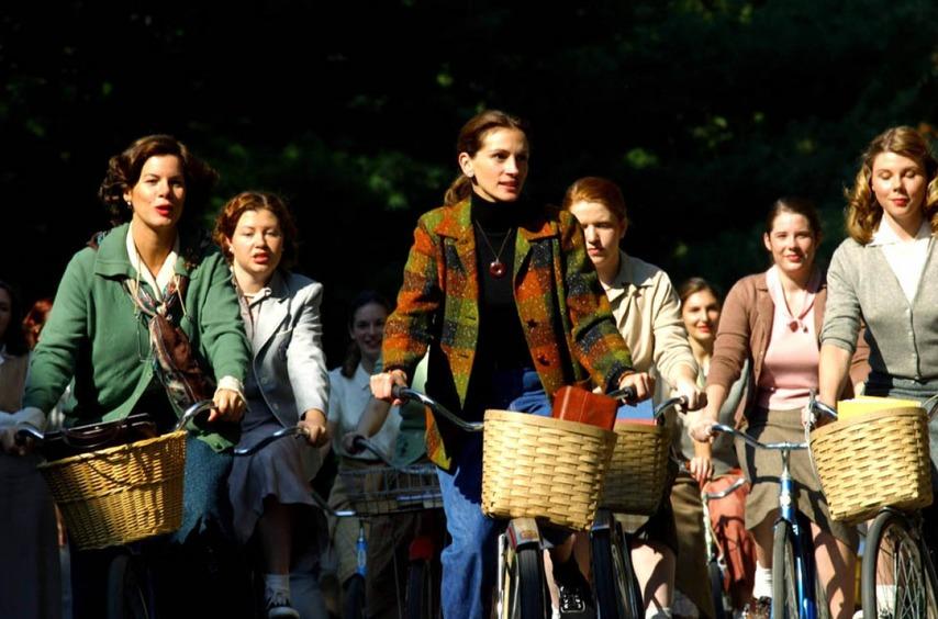 Кадр из фильма «Улыбка Моны Лизы»