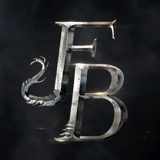 Логотип фильма «Фантастические животные и места их обитания»