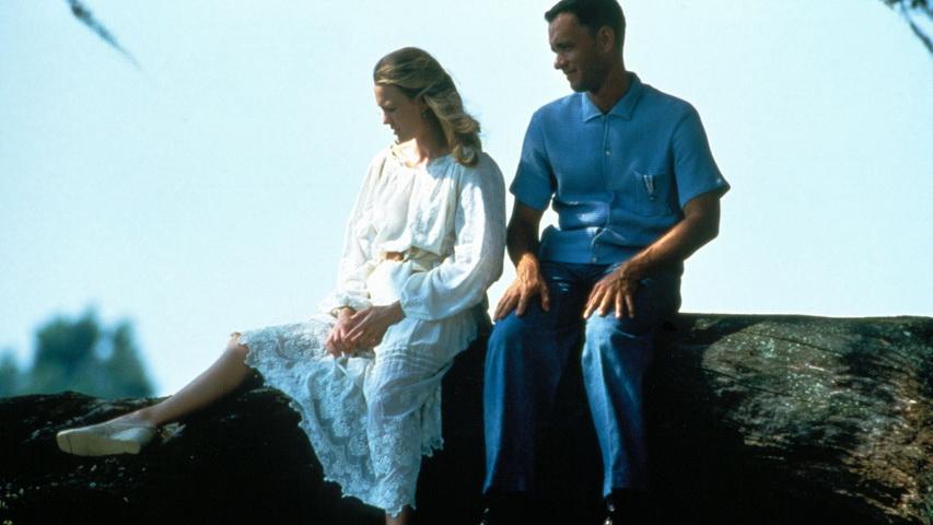 Кадр из фильма «Форрест Гамп»