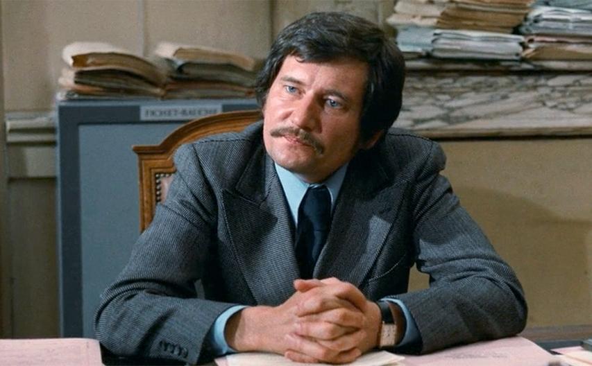 Кадр из фильма «Полицейский»