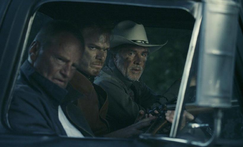 Кадр из фильма «Холод в июле»