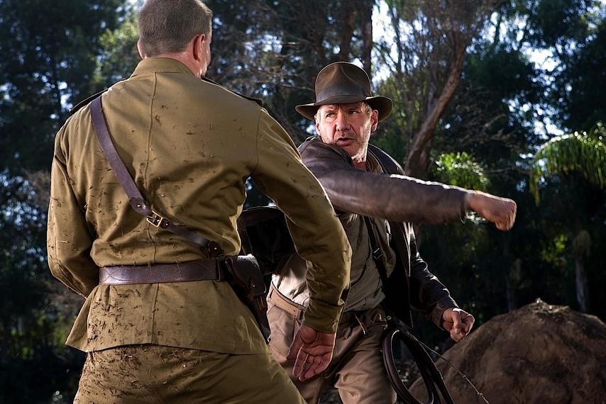 Кадр из фильма «Индиана Джонс»