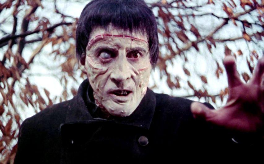 Кадр из фильма «Проклятие Франкештейна»