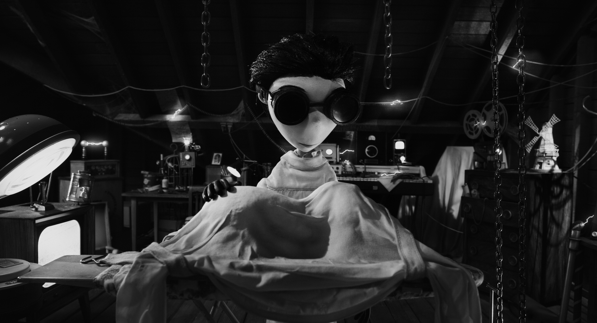 Кадр из фильма «Франкенвини»