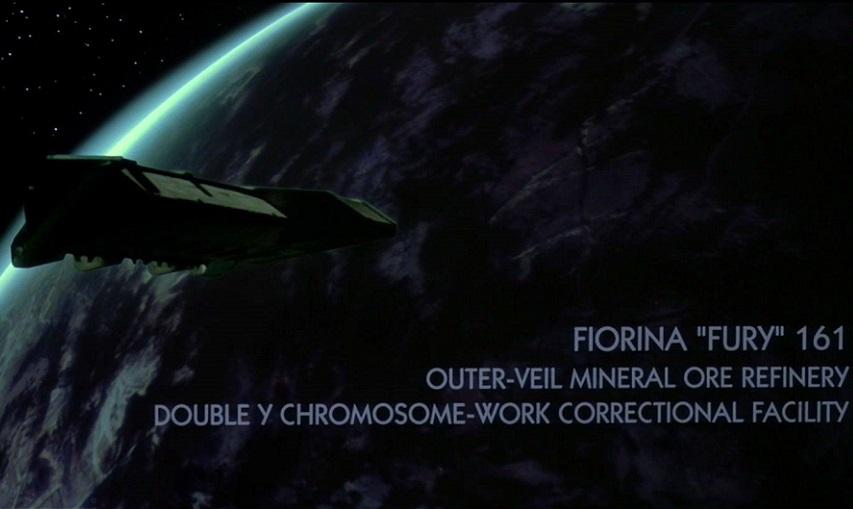Кадр из фильма «Чужой 3»