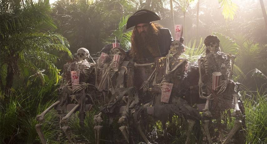Кадр из фильма «Губка Боб 3D»
