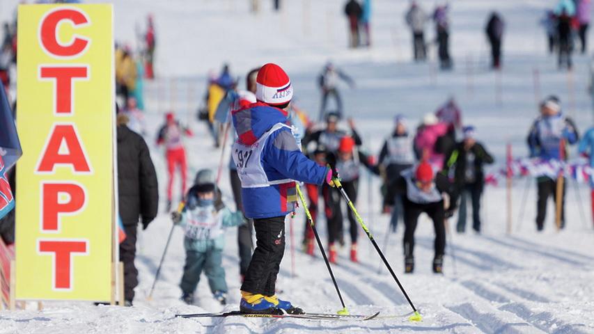 Лыжня России. Фото с сайта riamo.ru