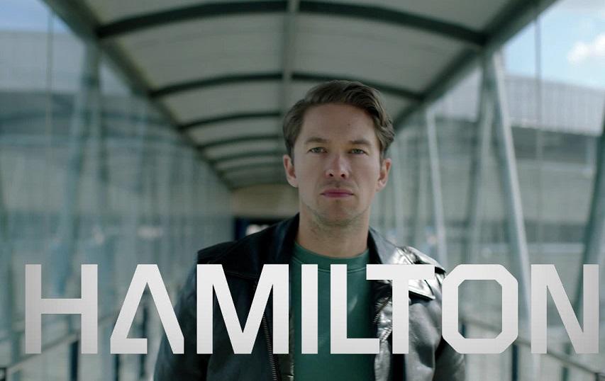 Кадр из сериала «Гамильтон»