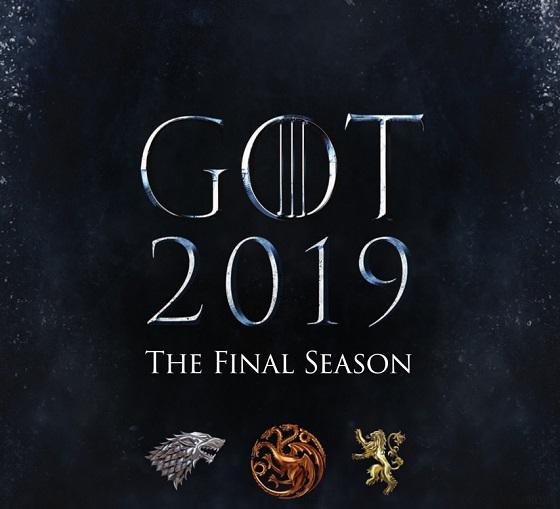 Постер сериала «Игра престолов»