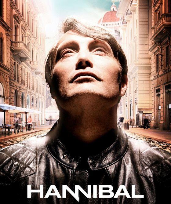 Постер сериала «Ганнибал»