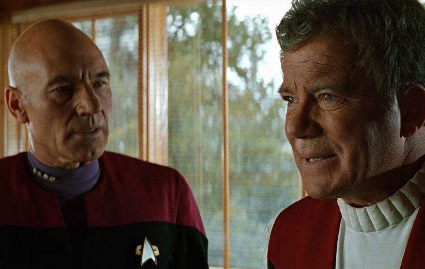 Кадр из фильма «Звездный путь 7: Поколения»