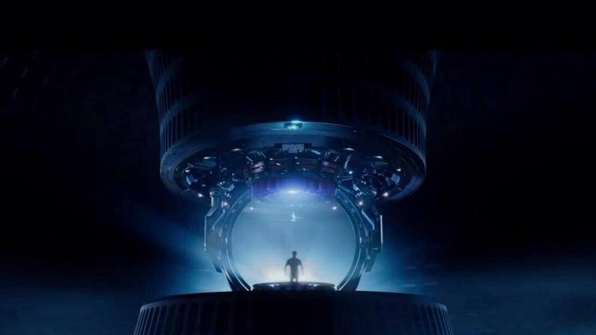 Кадр из фильма «Терминатор 5: Генезис»