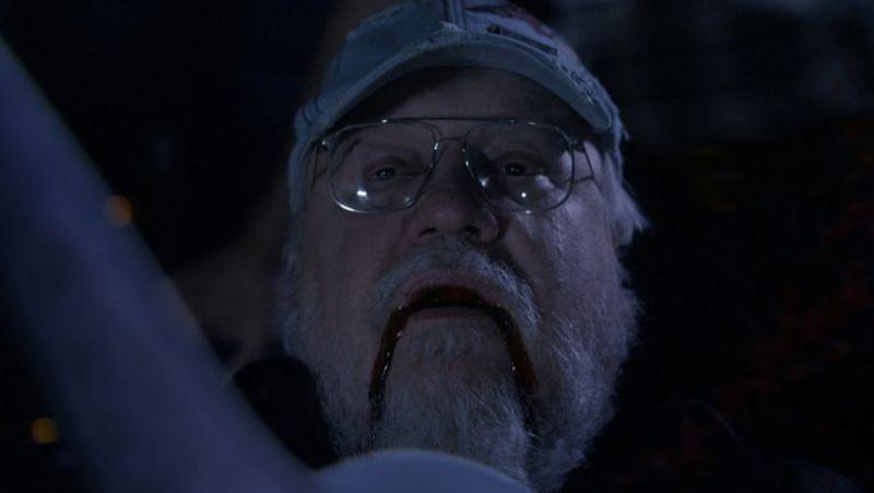 Кадр из фильма «Акулий торнадо 3. О, проклятье, нет!»