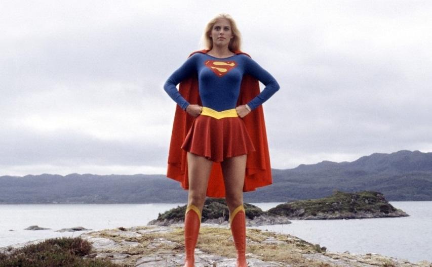 Постер сериала «Супергерл»