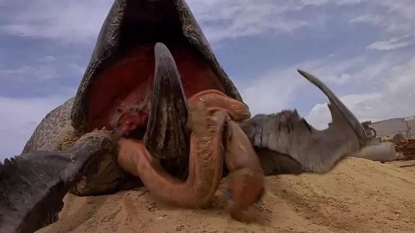 Кадр из фильма «Дрожь Земли»