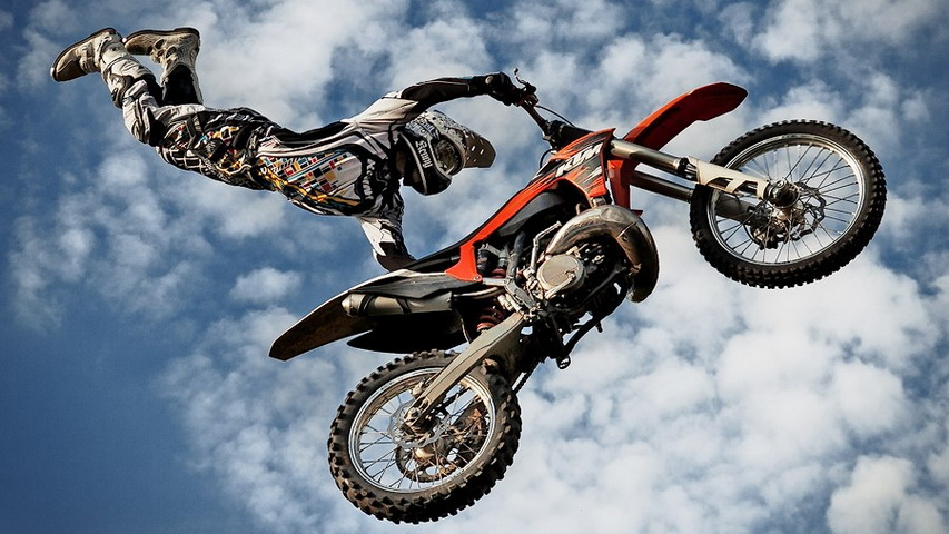 Мотофристайл. Фото с сайта motocross-russia.com