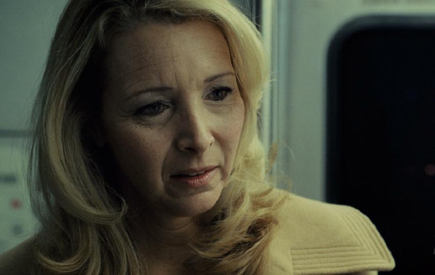 Кадр из фильма «Двушка в поезде»