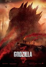 Постер фильма «Годзилла»