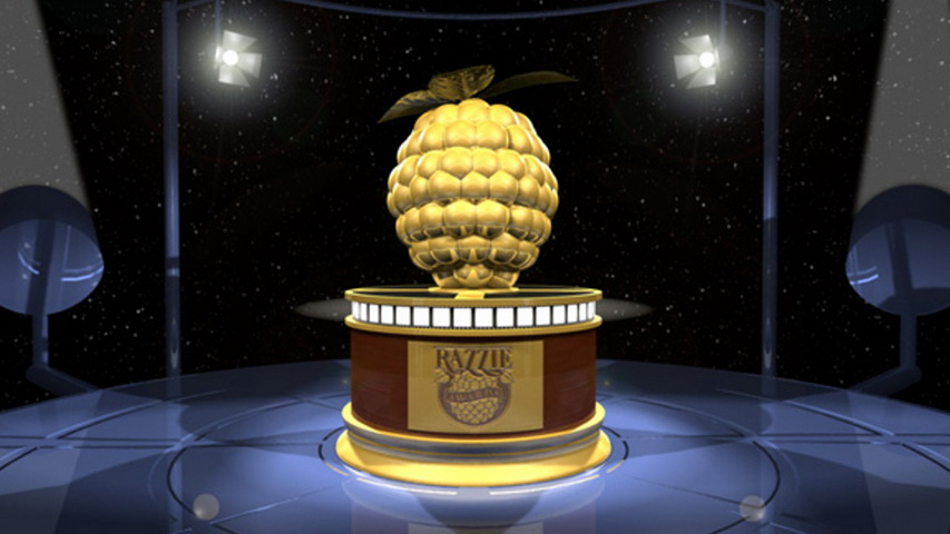 Церемония вручения премии «Золотая малина». Фото с сайта giga.de