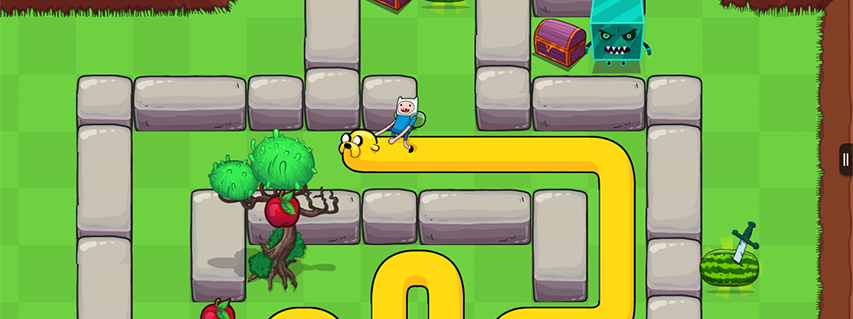 Adventure Time: Treasure Fetch
