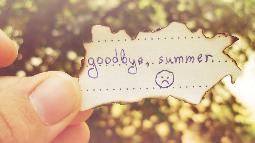 Лето, прощай. Фото с сайта keytown.me