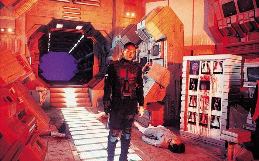 Кадр из фильма «Город будущего»