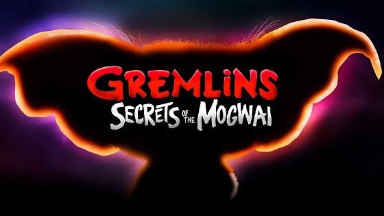 Промо-постер сериала «Гремлины»