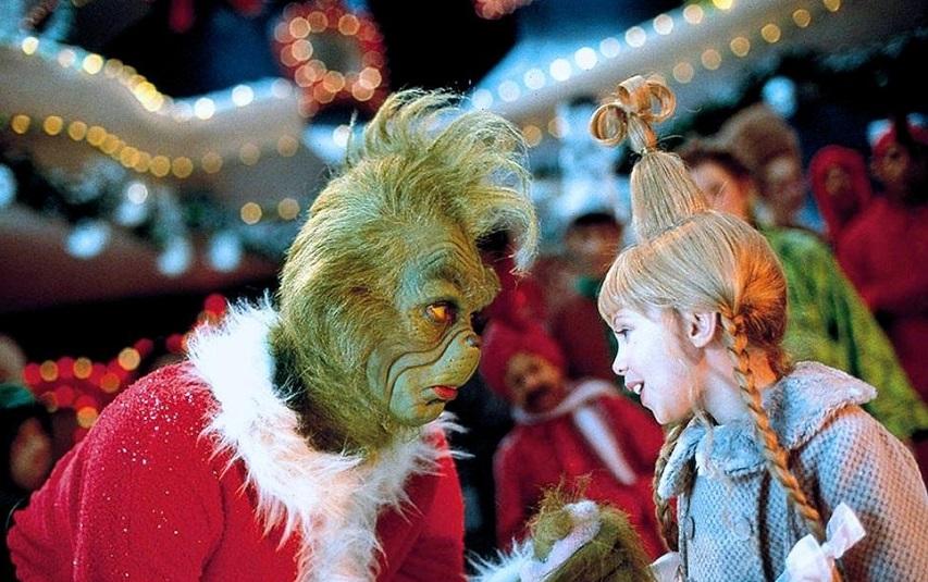 Кадр из фильма «Гринч – похититель Рождества»