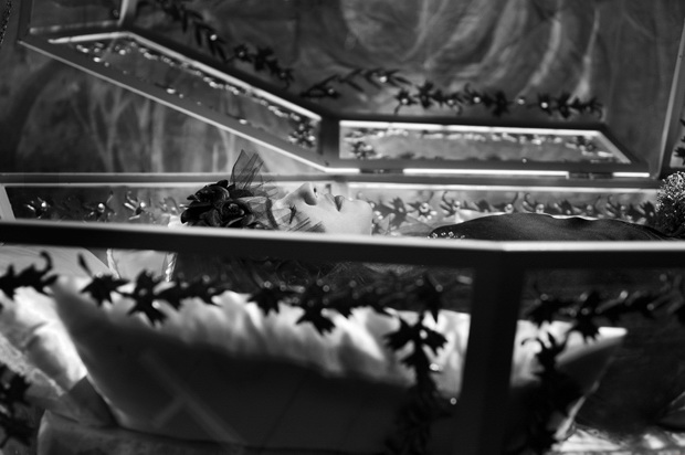 Кадр из фильма «Белоснежка»