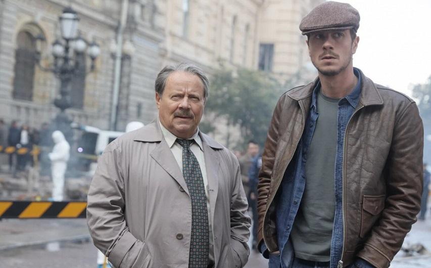 На съемках фильма «Майор Гром: Чумной доктор». Фото с сайта kinopoisk.ru