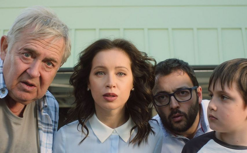 Кадр из фильма «Гудбай, Америка!»