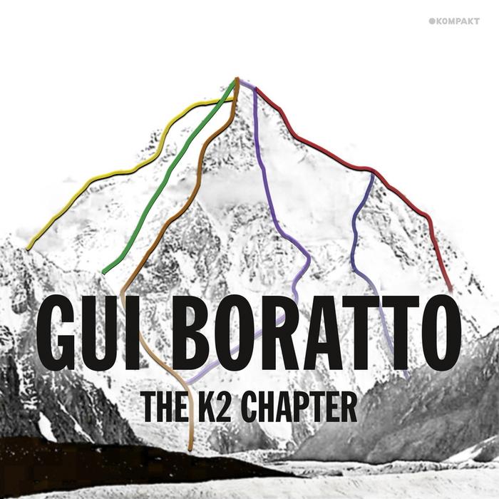 к альбому The K2 Chapter