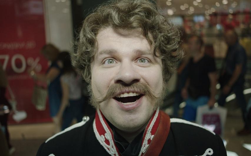 Кадр из фильма «Гусарская баллада»