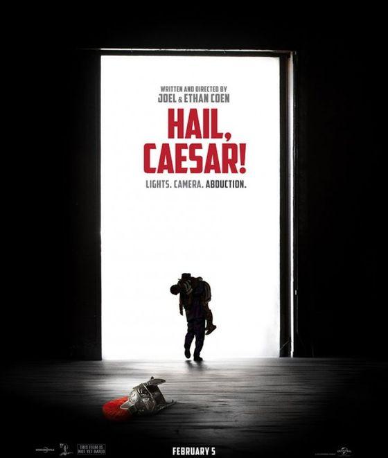 Постер фильма «Да здравствует Цезарь!»