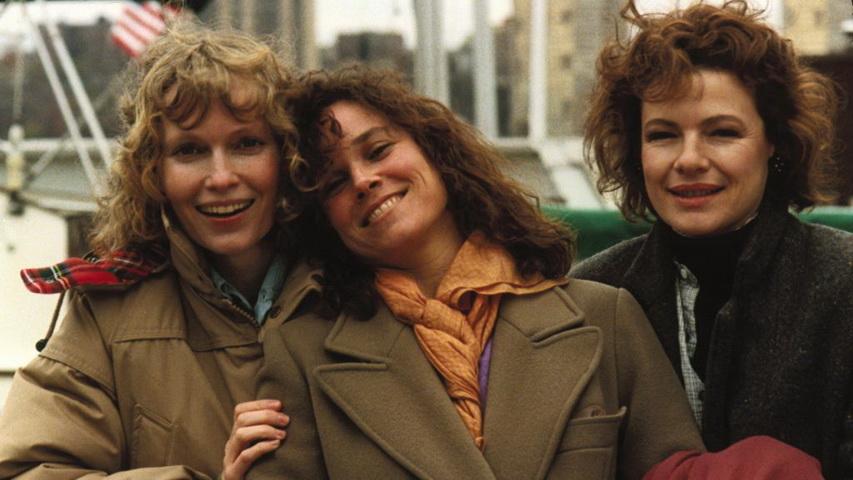 Кадр из фильма «Ханна и ее сестры»