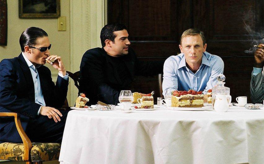 Кадр из фильма «Слоеный торт»
