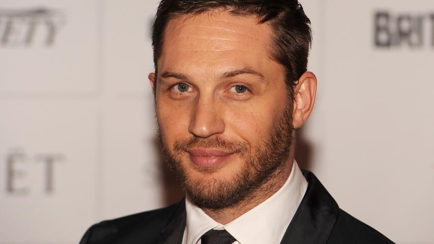 Актер Том Харди. Фото с сайта livejournal.com