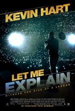 Постер фильма «Кевин Харт: Дайте объяснить»