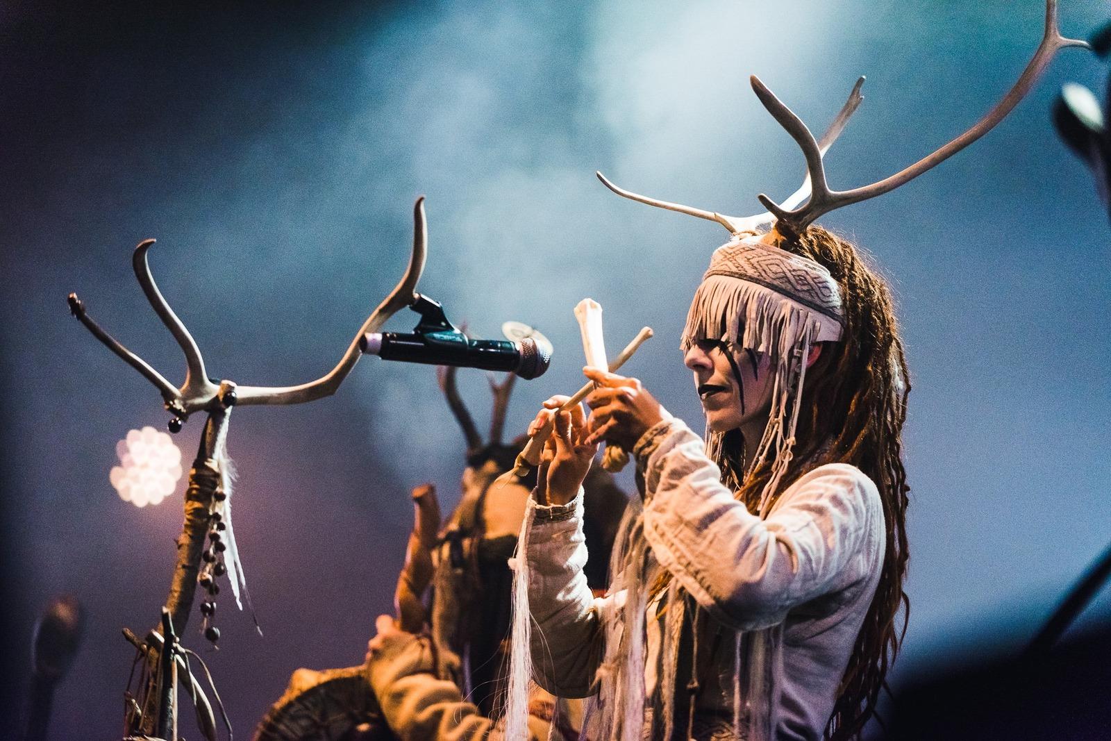 Фото с концерта Heilung с сайта pikabu.ru