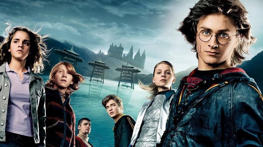 Постер «Гарри Поттера»