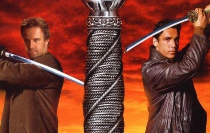 Постер фильма «Горец 4. Конец игры»