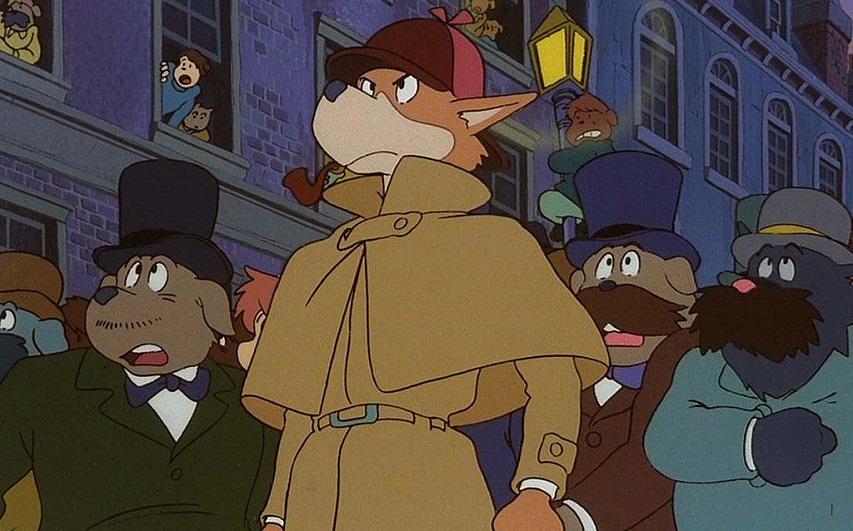 Кадр из сериала «Великий детектив Холмс»