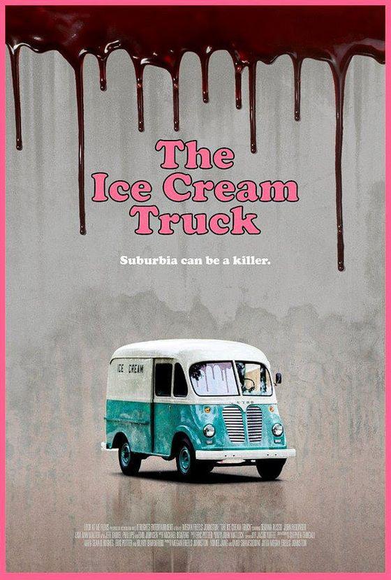 Постер фильма «Фургончик с мороженым»