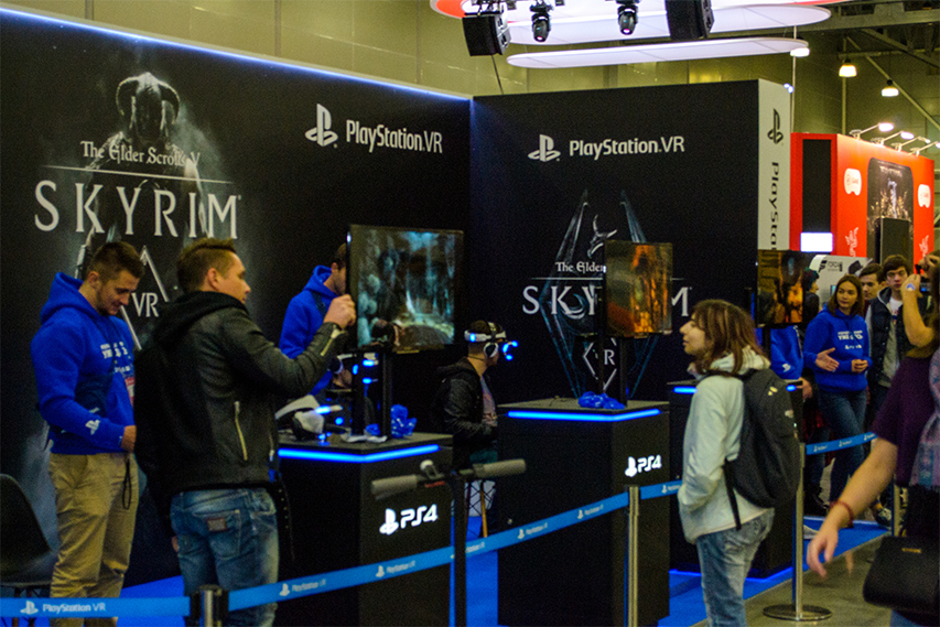 TES Skyrim VR