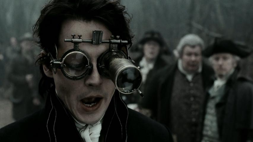 Кадр из фильма «Сонная лощина»